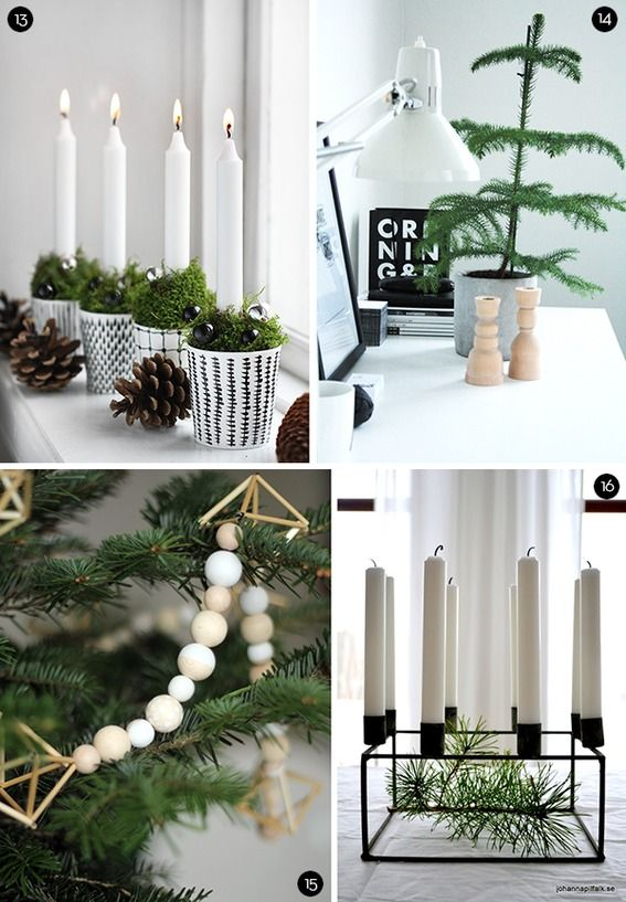 40 Scandinavian-Style Christmas Decor Ideas You Will Adore .