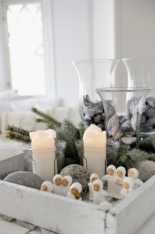 33 The Most Alluring DIY Scandinavian Christmas Decoration Ide