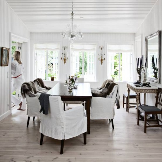 Scandinavian Country Interior Design