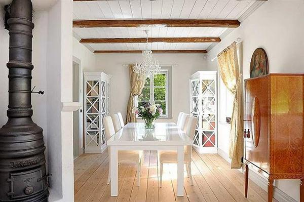 The Elegance of Scandinavian Country Style Interior Desi