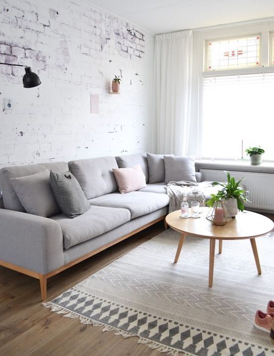 10 Minimalist Living Rooms to Make You Swoon | Living room designs .