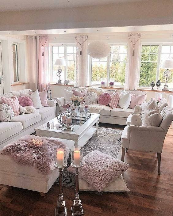 Living room | Living room decor cozy, Chic living room, Shabby .