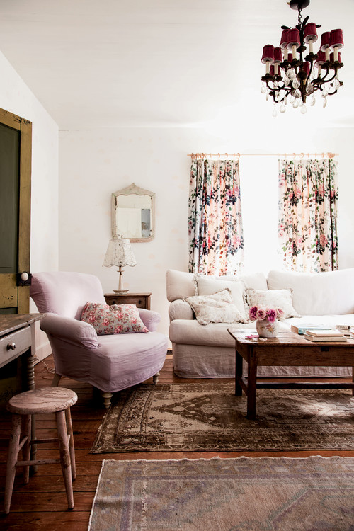 Shabby Chic Living Room DecorBuildDirect Blog: Life at Ho