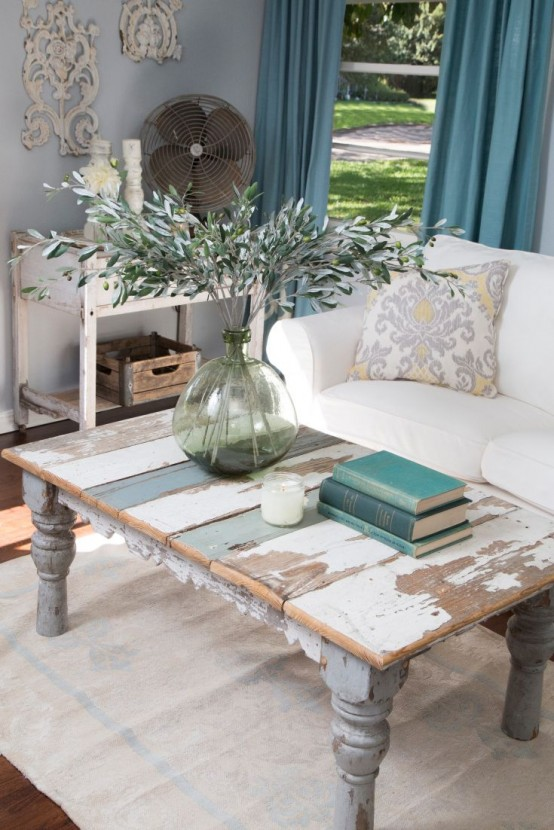 Top 20 Dreamy Shabby Chic Living Room Designs-homesthetics (16 .