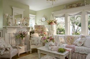 15 Ideas of Beautiful and Amazing Shabby Chic Living Room | Shabby .