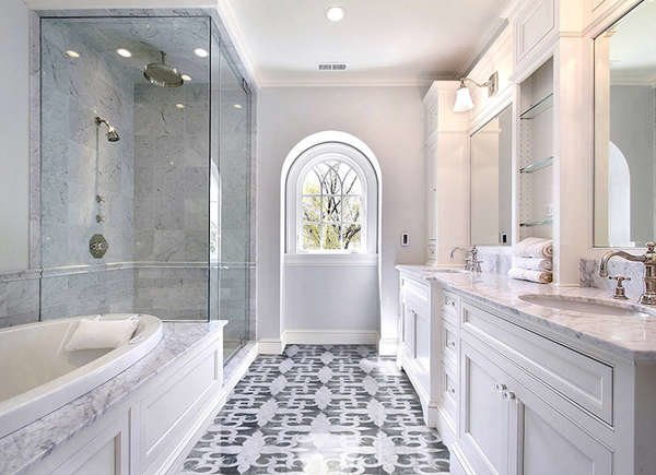 10 Shower Tile Ideas that Make a Splash - Bob Vi
