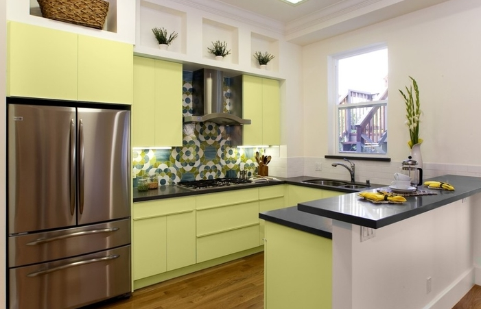 Simple Kitchens Small Kitchen Design Ideas Home Decor Signs Wall .