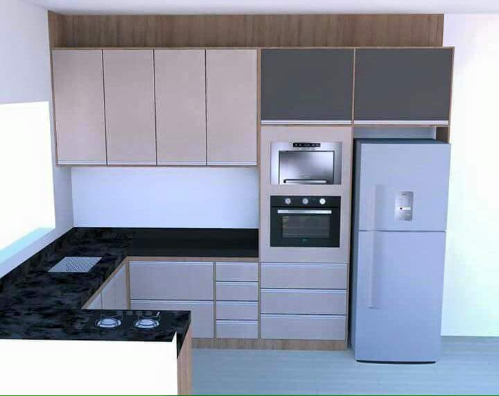 SMALL KITCHEN DESIGN IDEAS FOR BEAUTIFUL SMALL SIMPLE HOUSE .