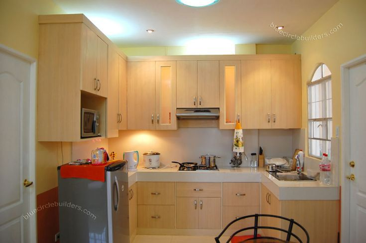 How to Design Home Kitchens | Small house interior design, Simple .