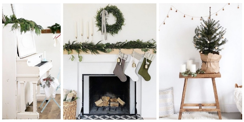 MINIMALIST CHRISTMAS DECORATIONS | LIFE ON SUMMERHI