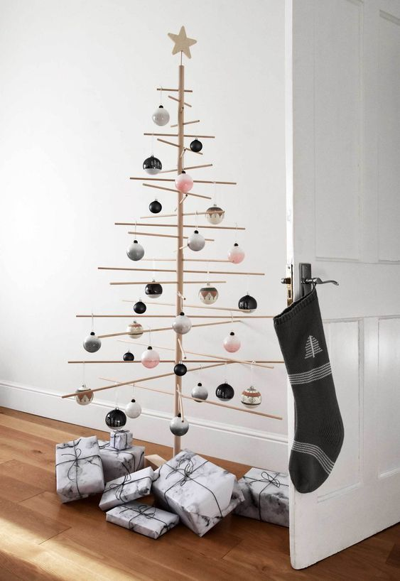 Pin by Lily on minimalist xmas | Minimalist christmas, Creative .