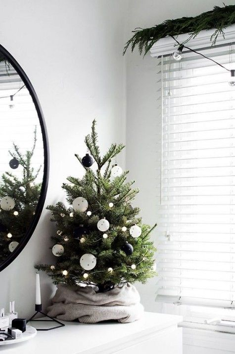 25 Trendy Minimalist Christmas Tree Decor Ideas | Minimalist .