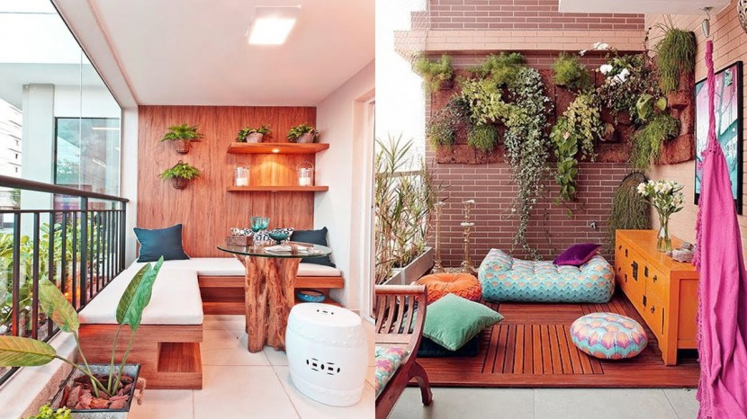 Small Balcony Design Ideas - Sierraresgro