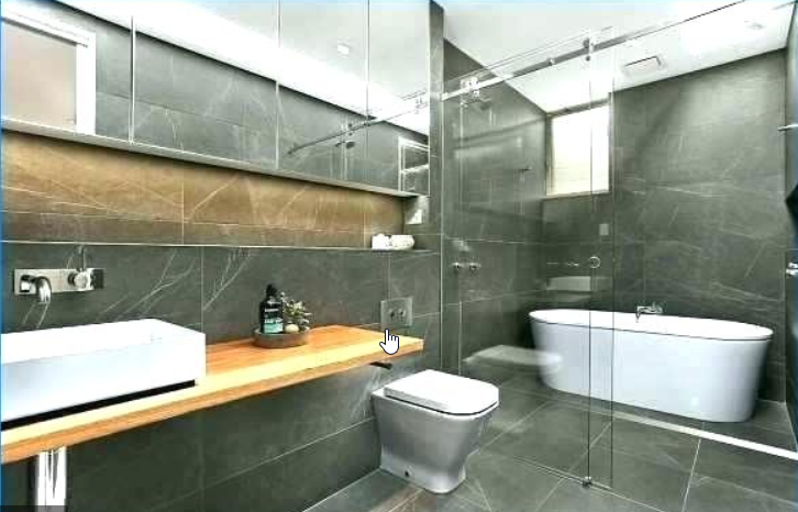 Modern Bathroom Design Ideas for Small Space - A Path Appea