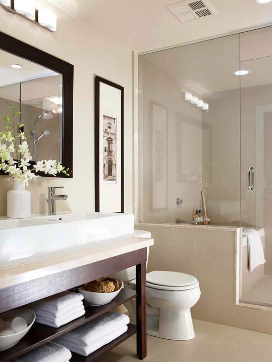 Small Bathroom Design Ideas | Better Homes & Garde