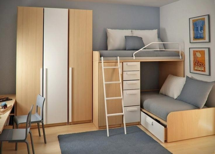 Awesome Small Bedroom Ideas Cute Homes Home Interiors Designs .
