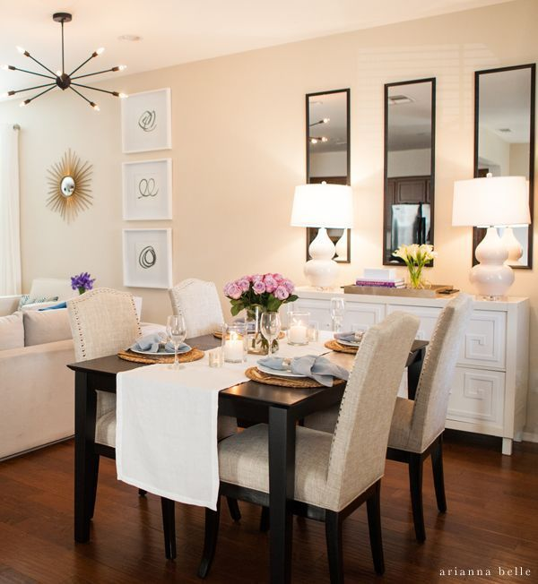 20 Small Dining Room Ideas on a Budg