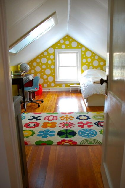 low ceiling attic bedrooms | ... Make an attic superspecial for .