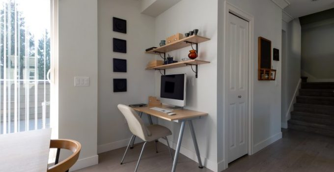 10 Adorable Small Home Office Design Ideas for Apartme