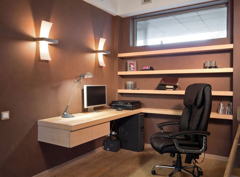 10 Excellent Small Office Interior Design Ideas - ARCHLUX.N