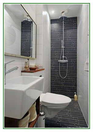 Small Shower Ideas for Tiny Bathrooms