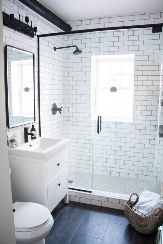 14 Small Bathroom Makeovers That Make the Most of Every Inch .