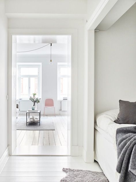 Could you wile away a morning in this lovely Swedish space? | Home .