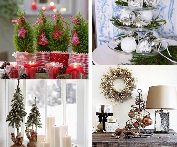 Creative Christmas ideas 2019 for Small Apartments London, UK .
