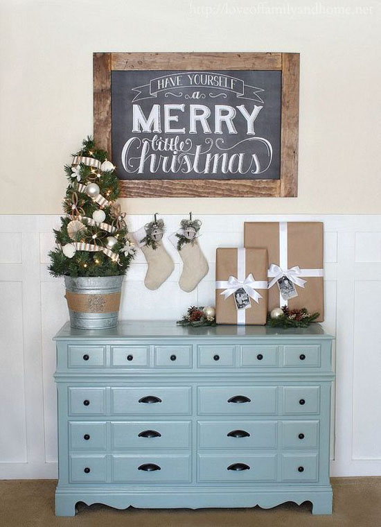 Christmas Decorating Ideas for Small Space – All About Christm