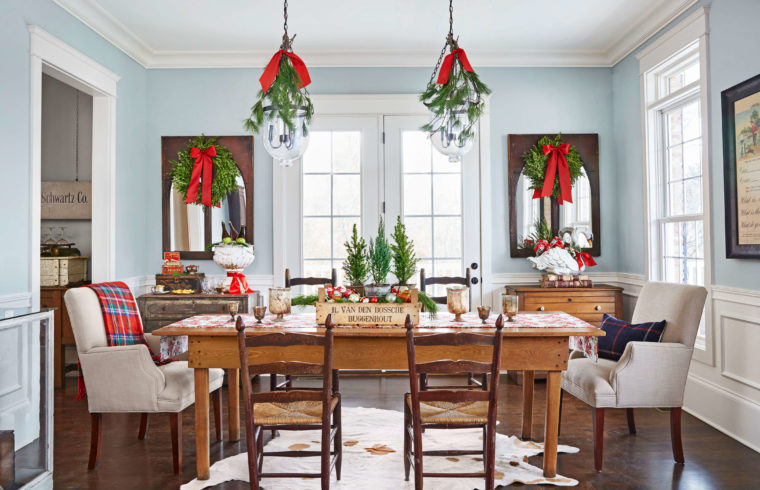 17+ Creative Christmas Decorations For Small Spaces - housedecorati