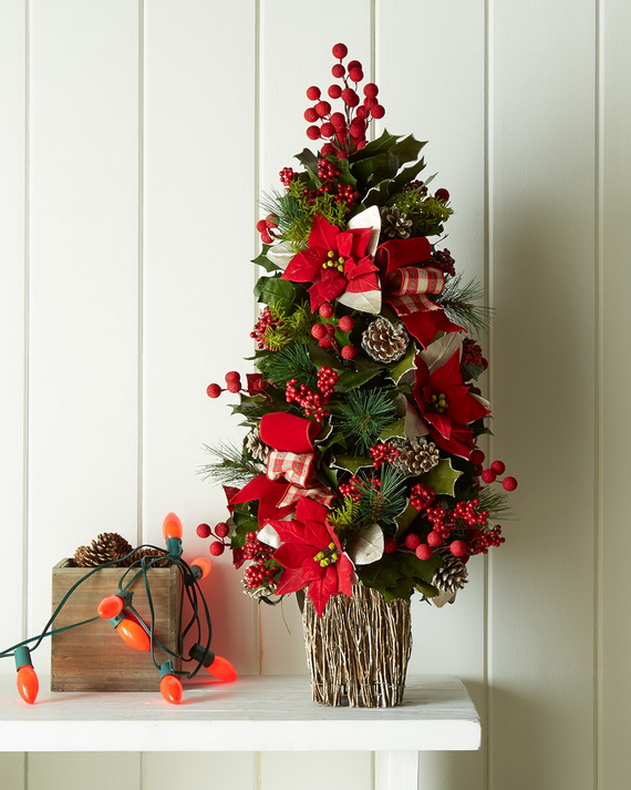 70 Creative Christmas Holiday Décor Ideas For Small Spaces .