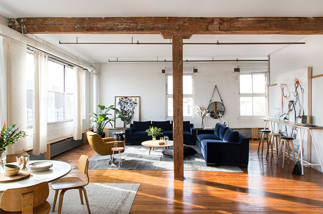 8 Ways To Design A Rustic Industrial Living Room | Décor A