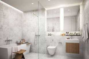 Smart and Creative Bathroom Lighting Ide