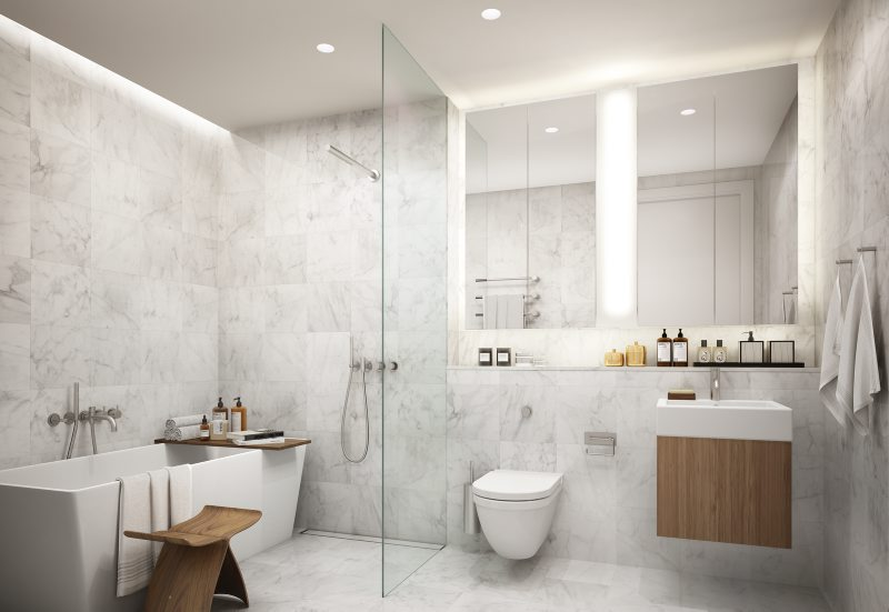 Smart Bathroom Lighting Ideas
