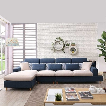 alibaba foshan set living room modern style sofa set design l shap