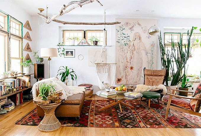 Boho Home Decor: 11 Tips That Show You How To Pull It Off | Posh .