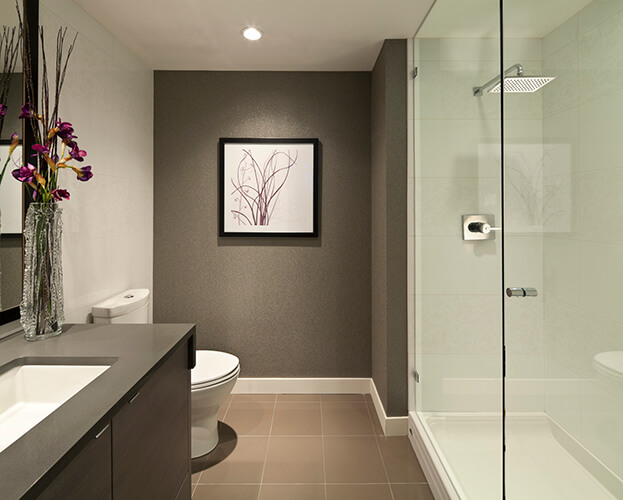 Small Spa Like Bathroom Ideas - Image of Bathroom and Clos