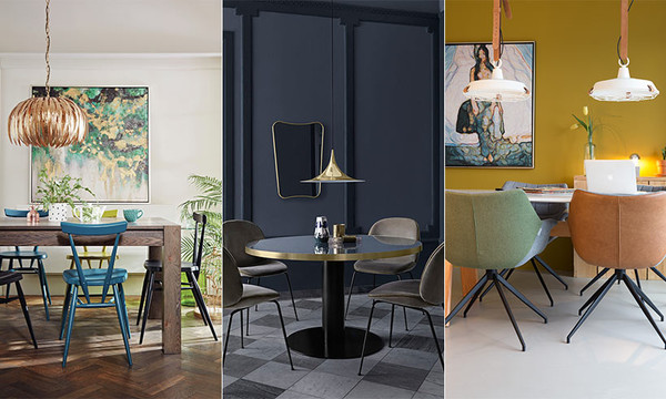 10 Small dining room ideas to make the most of your space | HELL