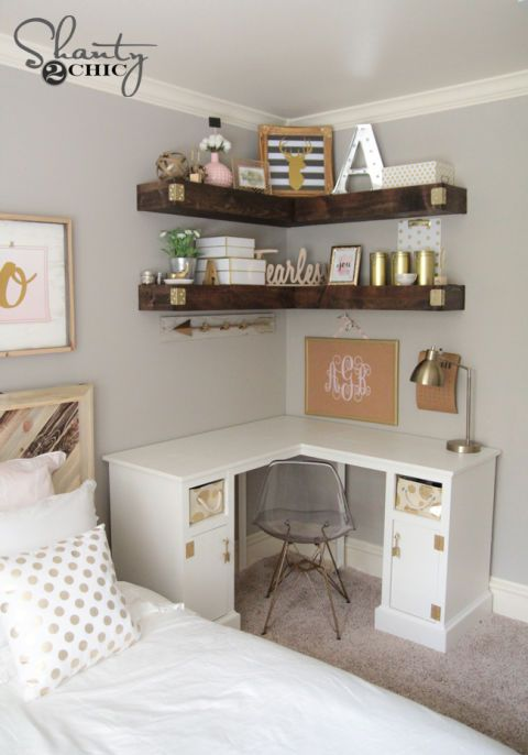 Special ideas for small rooms
