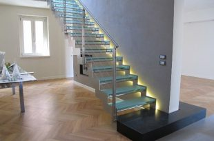 20 Awesome Staircase Lighting Design Ide