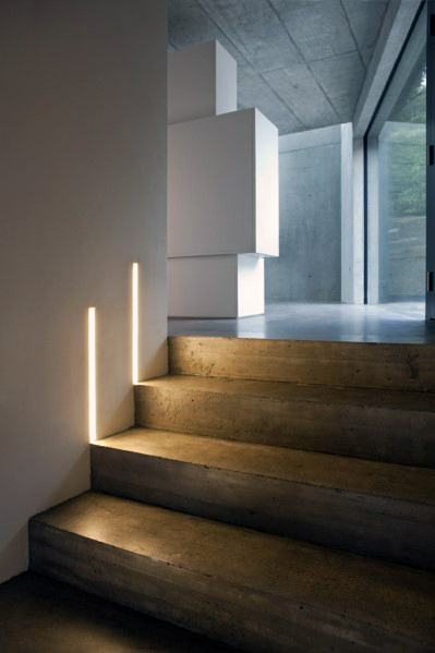 Top 60 Best Staircase Lighting Ideas - Illuminated Ste