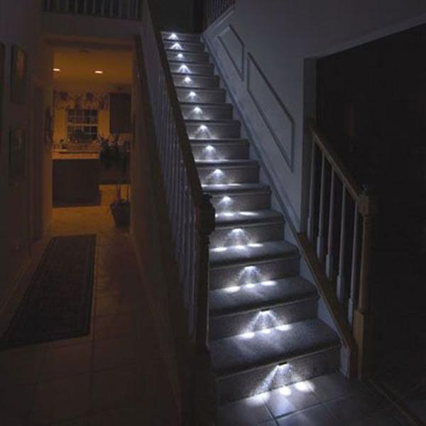 22 Creative and Modern Lighting Ideas for Staircase Design and .