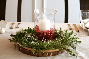 20 Unbelievably Striking Christmas Centerpieces Ideas | Christmas .