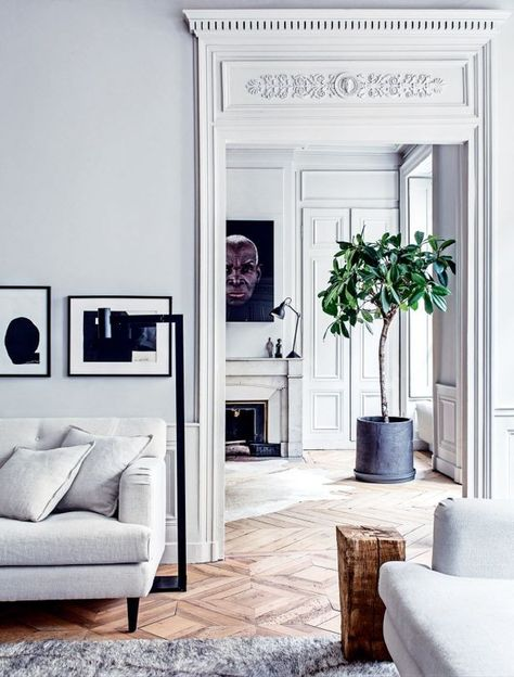 Inspirational Stunning Modern French Apartment in Lyon | Interior .