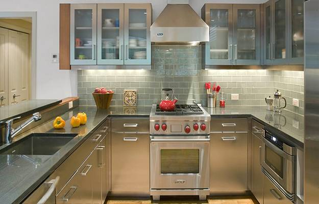 100 Plus 25 Contemporary Kitchen Design Ideas, Stainless Steel .