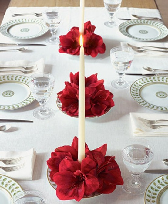 26 Irreplaceable & Romantic DIY Valentine's Day Table Decoratio