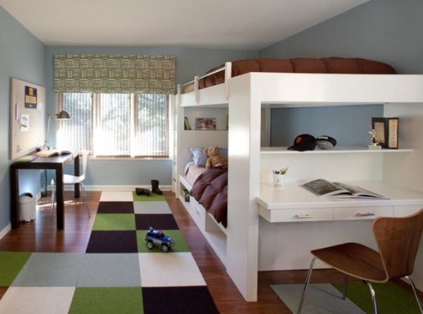 40 Teenage Boys Room Designs We Lo