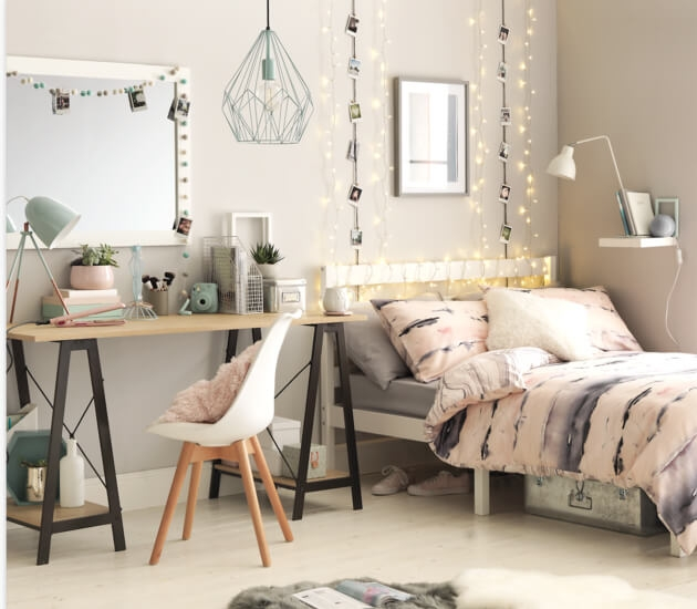 Teen Bedroom Ideas Go Argos – Saltandblu