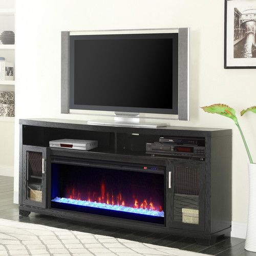 Found it at Wayfair.ca - Muskoka TV Stand with Electric Fireplace .