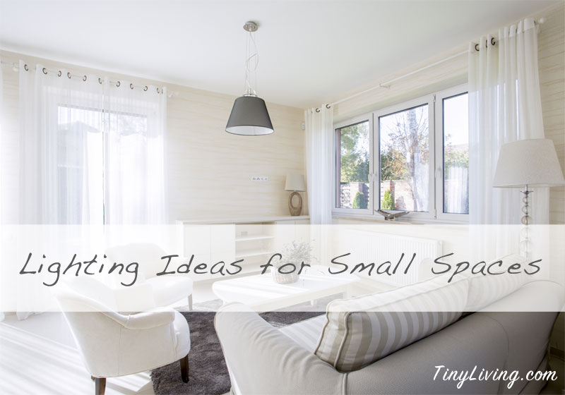 Making the Most of Light in a Small Apartment - Tiny Livi